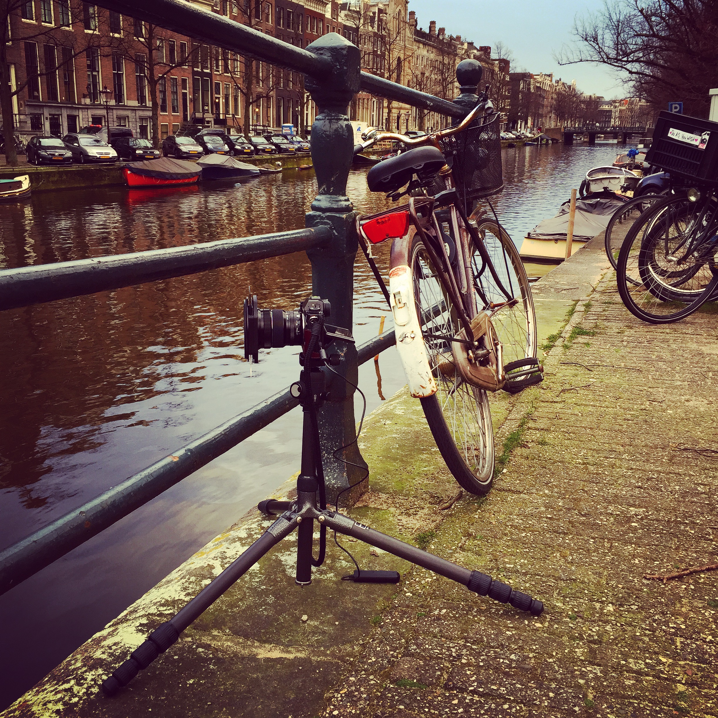 Gear Acquisition Syndrome - Amsterdam by Daan Wagner